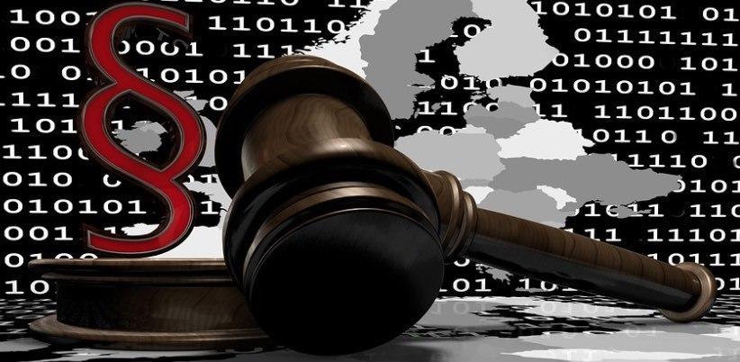 Abmahnungen in der Kundenakquise B2B Gesetz Paragraph Hammer
