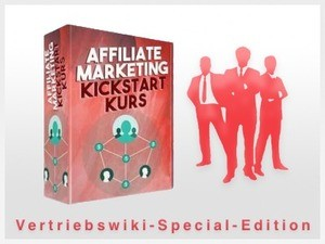 Affiliate Marketing Einsteigerkurs Cover
