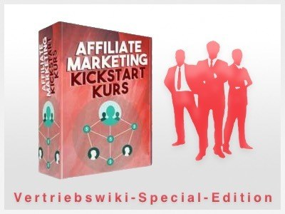 Affiliate Marketing Kurscover Sonderedition