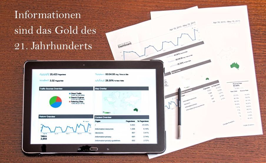 Informationen sind Gold im Telefonakquise Leitfaden