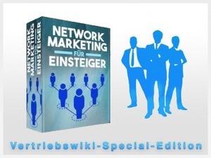 Network Marketer Anfängerkurs Cover