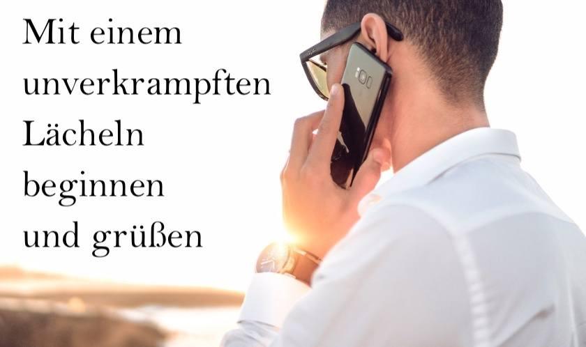 Telefonakquise Leitfaden beim Entscheidergespräch