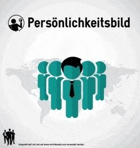 Persönlichkeitsbild im Vertrieb zum Artikel Infobild