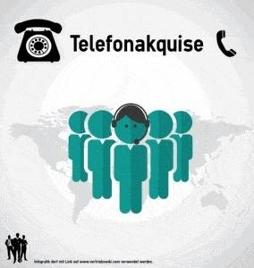 Telefonakquise Infografik Titel Infoseite