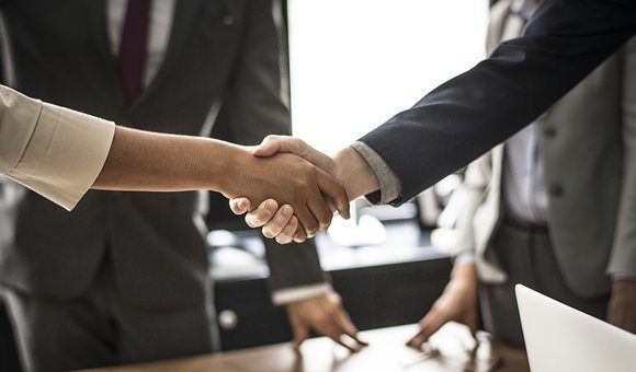 Vereinbarung, Geschäft, Kaufmann