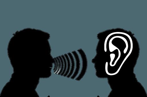 Ohr, Ohrmuschel, Hören, Zuhören, Zuhörer