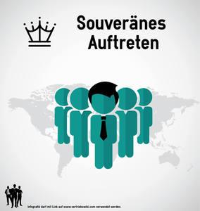 Souveränes Auftreten Titelbild
