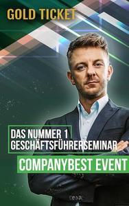 Eventticket CompanyBest Matthias Aumann Gold