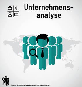 Unternehmensanalyse Titelbild