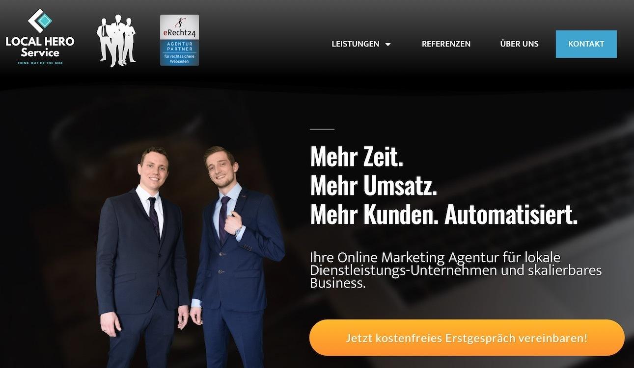 Agenturdienstleistungen Vertriebswiki Bild von Startseite