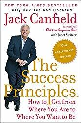 Jack Canfield - The success principles buchcover