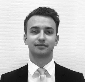 Marius Kurz - Geschäftsführer der GmbH