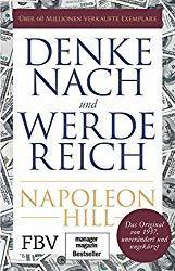 Napoleon Hill - Denke nach und Werde reich Buchcover
