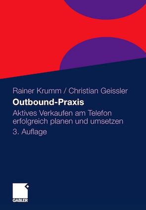 Outbound Praxis - Aktives Verkaufen am Telefon planen und erfolgreich umsetzen Buchcover