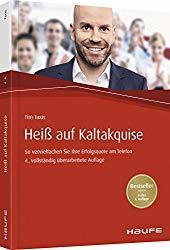 Tim Taxis - Heiß auf Kaltakquise Buchcover