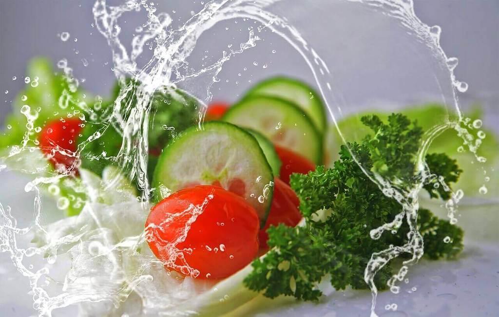 Persönliches Erscheinungsbild mit gesunder Ernährung verbessern