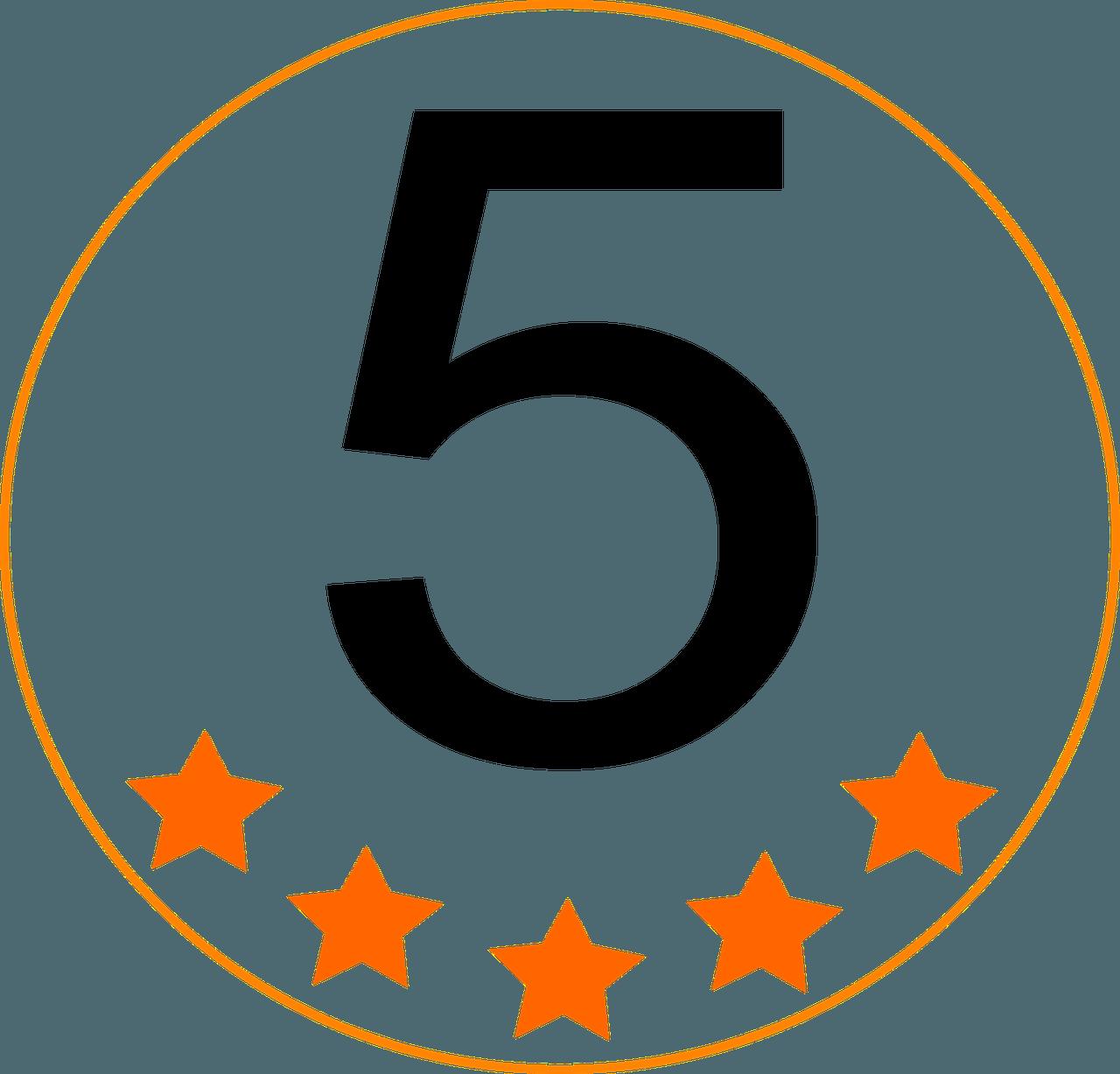 5 Formen der Kommunikationsfaehigkeit, 5 Sterne