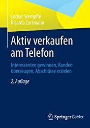 Aktiv verkaufen am Telefon Buch Cover