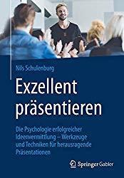Exzellent Präsentieren - Buchcover
