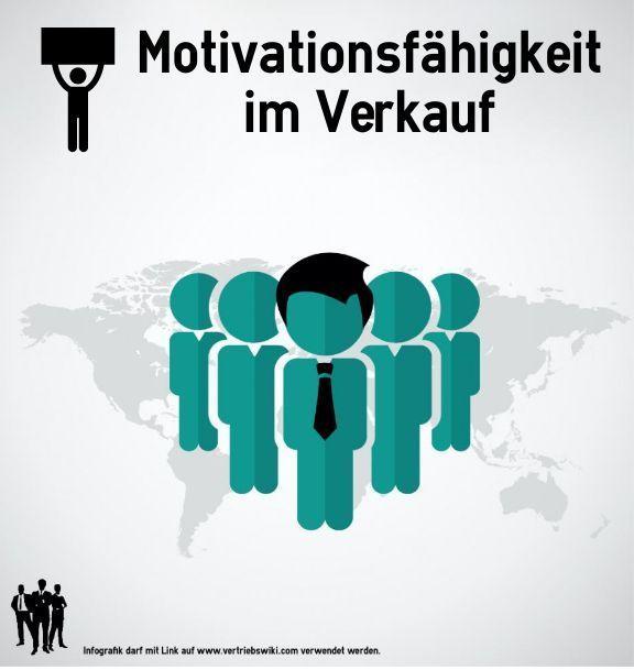 Motivationsfaehigkeit im Verkauf Titelbild