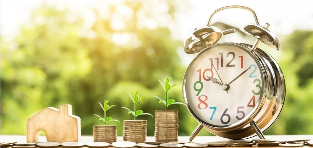 Wirtschaftliches Denken hilft den Besitz zu vermehren