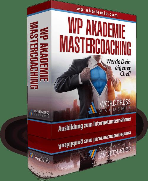 WP Akademie Mastercoaching Kurscover
