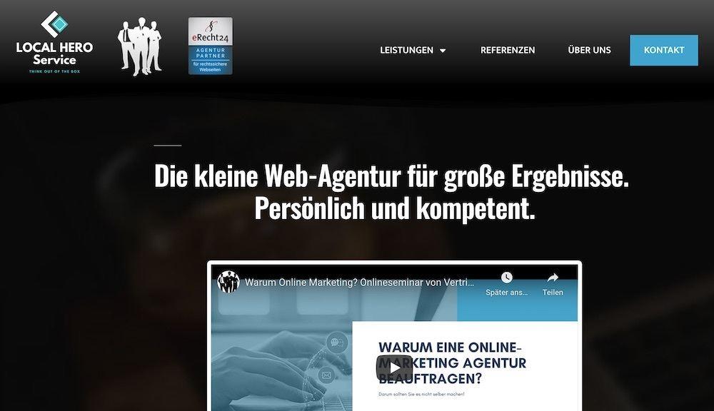Full Service Web Agentur von Vertriebswiki